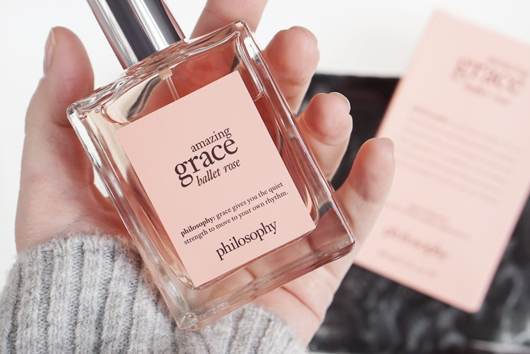 philosophy amazing grace ballet rose - Beauty Talk #9 | Nieuwe luxe producten ♥