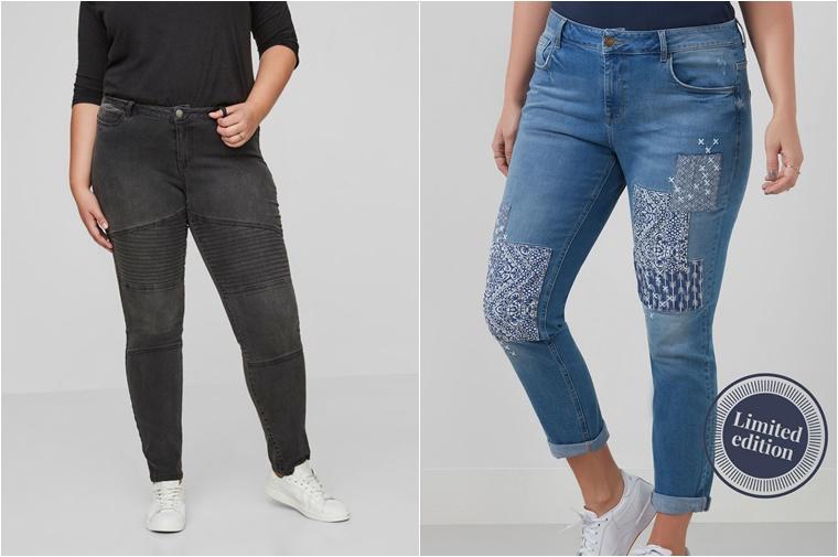 plussize jeans twist 3 - Plussize Fashion | 15 x jeans met een twist