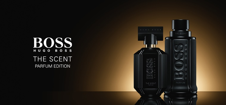 luxe parfums BOSS The Scent Parfum Edition