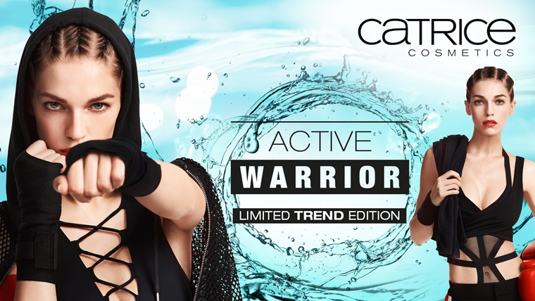 catrice active warrior - Beauty Talk #13 | Make-up tips voor het sporten