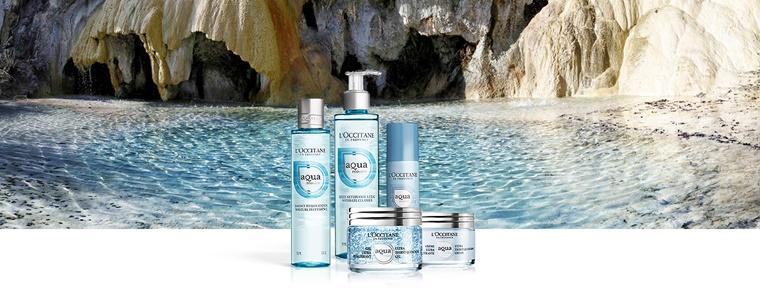 L'Occitane Aqua Réotier review