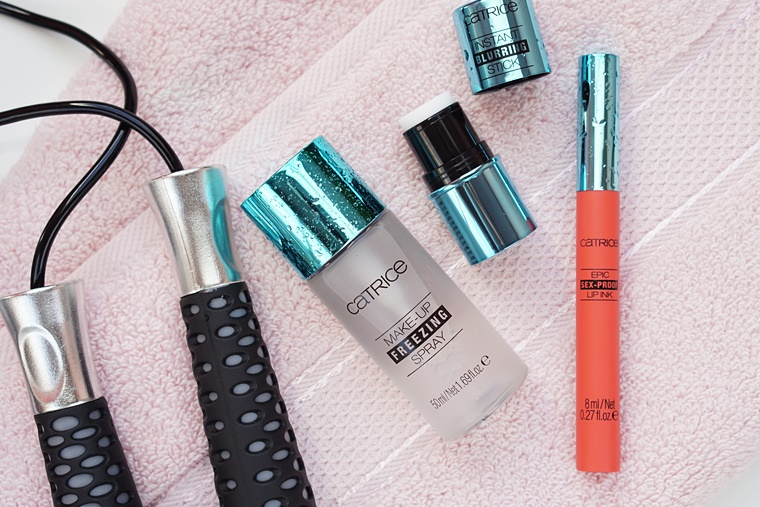 make up tijdens sporten 3 - Beauty Talk #13 | Make-up tips voor het sporten
