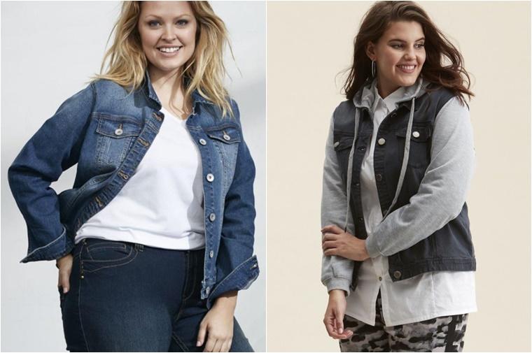 plussize spijkerjasjes 2018 3 - Fashion | De leukste spijkerjasjes voor de lente