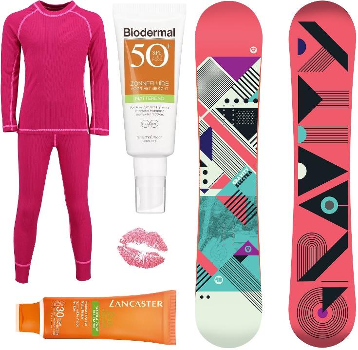 je huid na wintersport tips