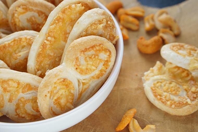 kaasvlinders recept
