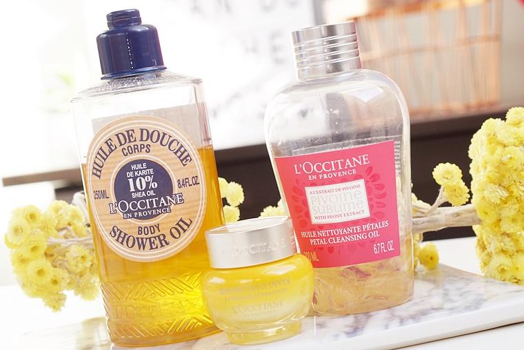 loccitane en provence 2 - Mijn favoriete producten van L'Occitane