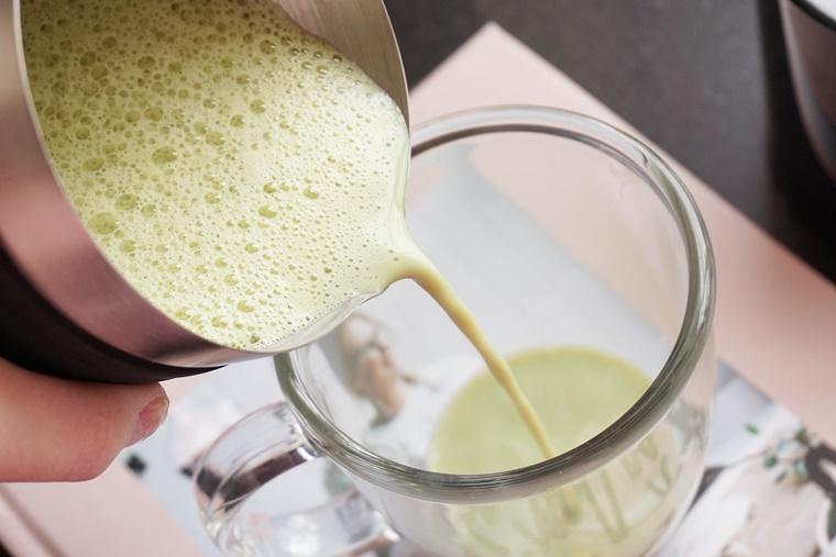 matcha latte recept 2 - Beauty Food | Matcha latte