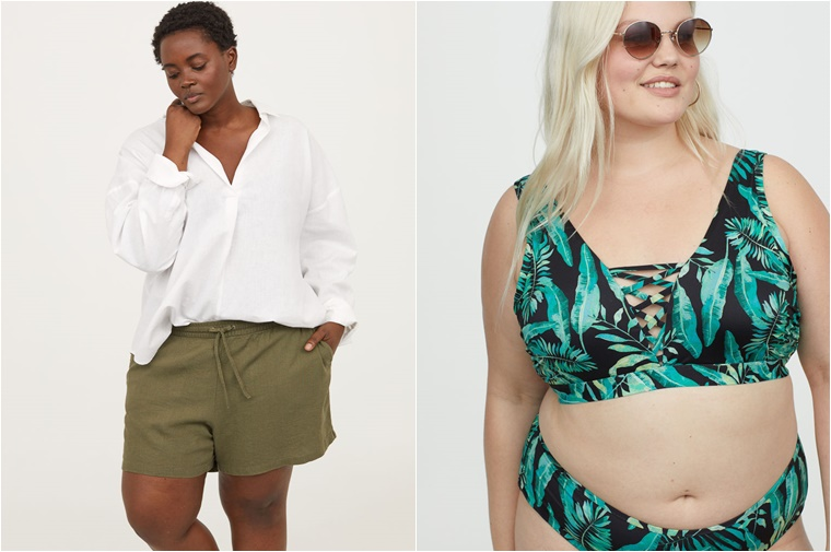 hm plus size nieuwe stijl 12 - Hoera voor de H&M Plus Size nieuwe stijl!