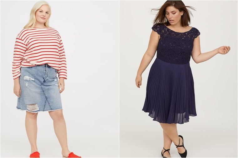 hm plus size nieuwe stijl 18 - Hoera voor de H&M Plus Size nieuwe stijl!