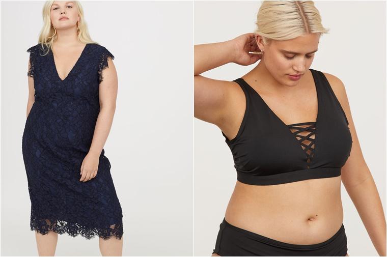hm plus size nieuwe stijl 2 - Hoera voor de H&M Plus Size nieuwe stijl!