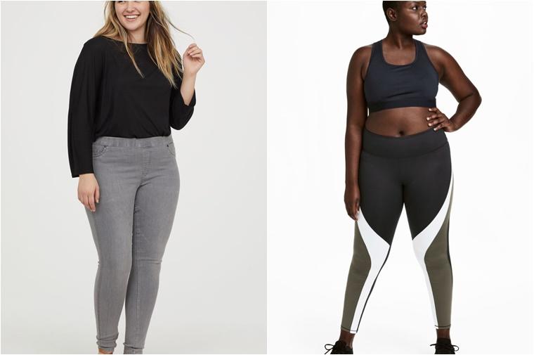 hm plus size nieuwe stijl 21 - Hoera voor de H&M Plus Size nieuwe stijl!