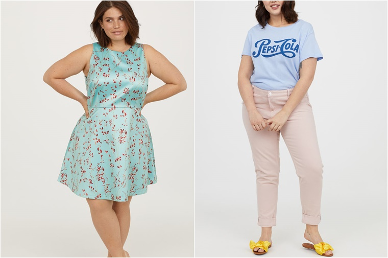hm plus size nieuwe stijl 24 - Hoera voor de H&M Plus Size nieuwe stijl!