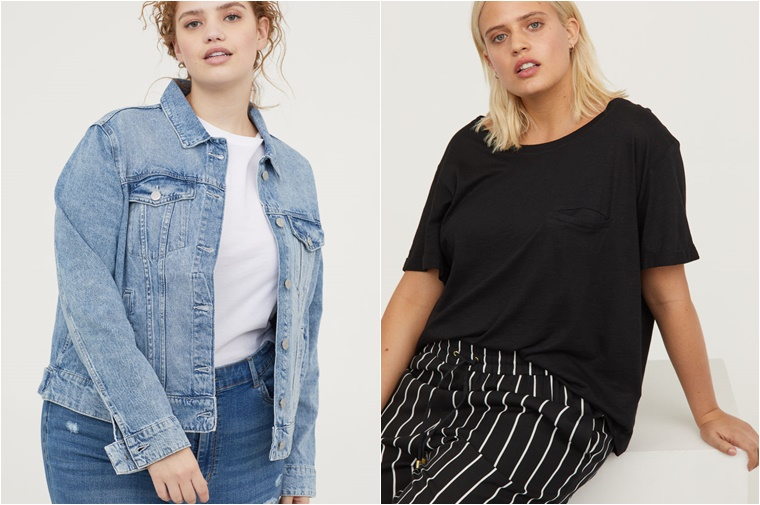 hm plus size nieuwe stijl 5 - Hoera voor de H&M Plus Size nieuwe stijl!