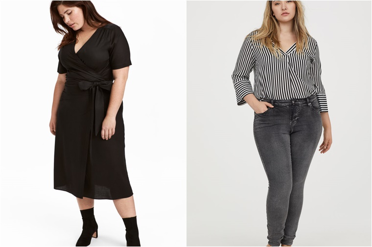 hm plus size nieuwe stijl 7 - Hoera voor de H&M Plus Size nieuwe stijl!