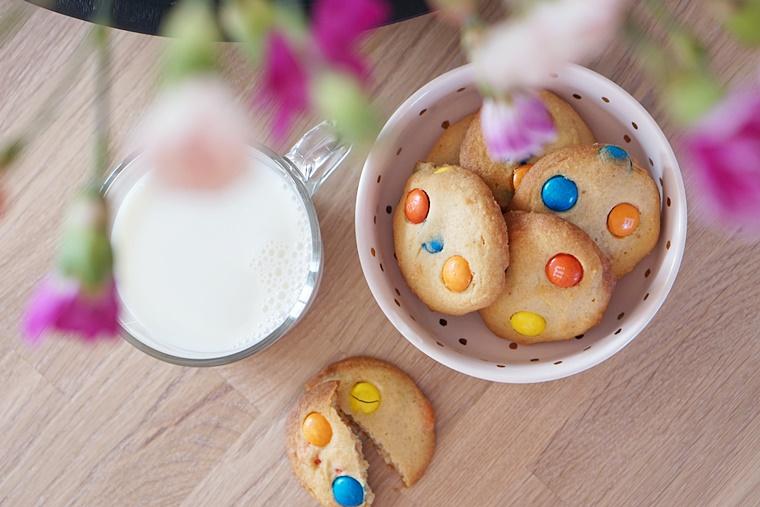 M&M koekjes recept