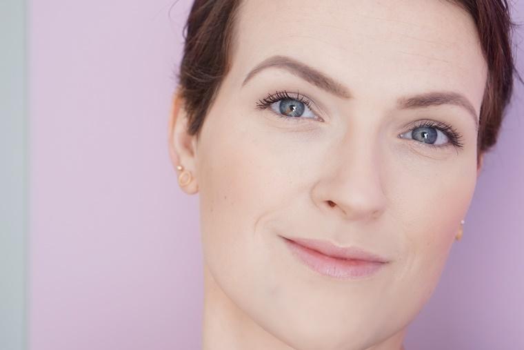 make-up routine lente 2018