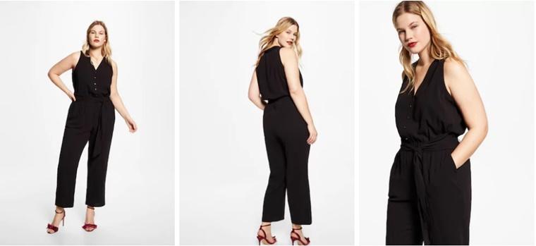 plussize jumpsuits 1 - Plussize Fashion | 16 x jumpsuits voor de lente