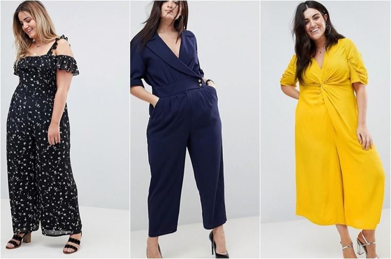 plussize jumpsuits 4 - Plussize Fashion | 16 x jumpsuits voor de lente