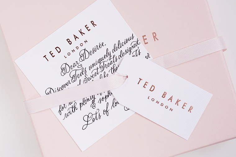 Ted Baker sweet treats
