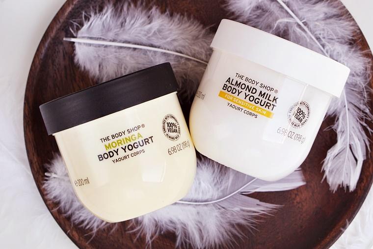 the body shop body yogurt review 1 - Love it! | The Body Shop body yogurt (+ 30% kortingscode!)