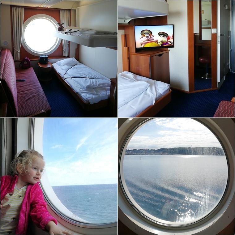 boot naar noorwegen ervaring color line