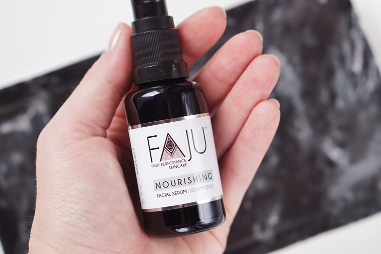 faju nourishing facial serum review 3 - Skin Saver | FAJU nourishing facial serum