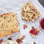 Recept   Noten en vruchten brood