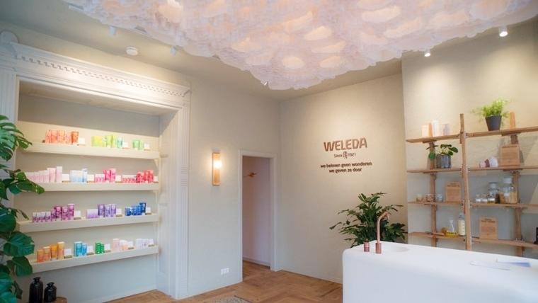 weleda city spa 2 - Weleda opent 3 City Spa's in Nederland