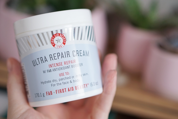 fab beauty review 4 - Love it! | FAB facial radiance pads & ultra repair cream