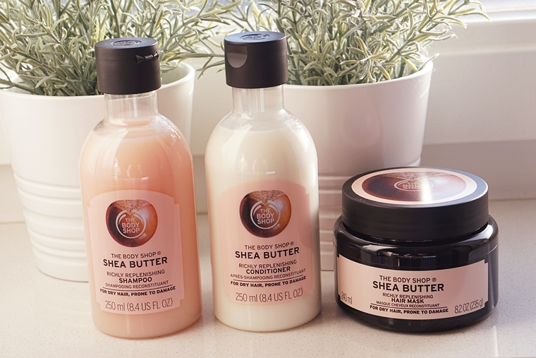 the body shop shea boter review 3 - Nieuwe The Body Shop shea boter producten