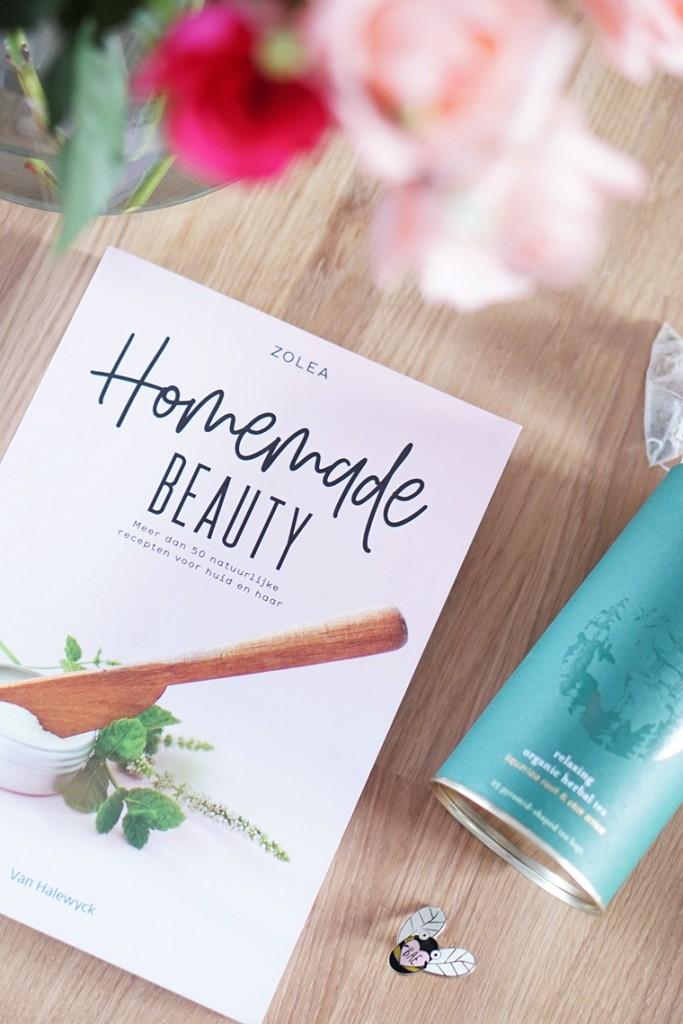 homemade beauty zolea boek