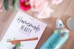 Boekentip | Homemade Beauty – Zolea