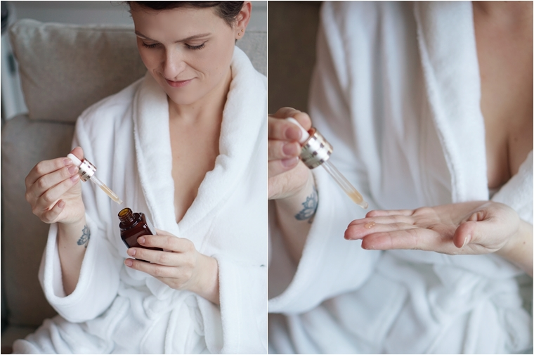 Estée Lauder skincare routine