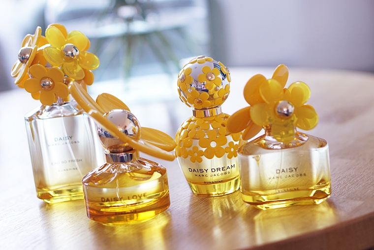 marc jacobs daisy sunshine 2 - Marc Jacobs Daisy Sunshine collectie (limited edition 2019)