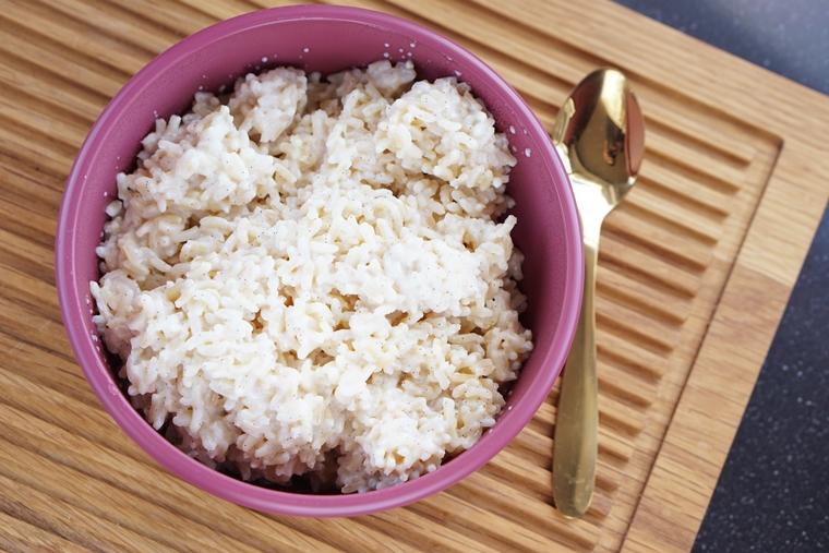rijstepap met zilvervliesrijst