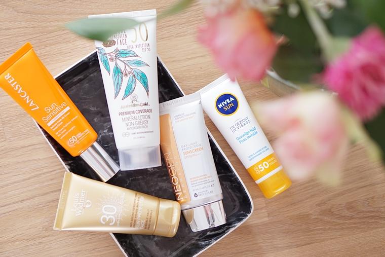 spf voor je gezicht 1 - SPF voor je gezicht (inclusief tips voor de gevoelige huid)
