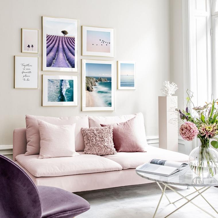 fotowand inspiratie 3 - Interieur | Inspiratie voor een toffe fotowand