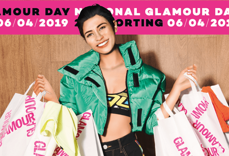 national glamour day 2019 alle kortingscodes