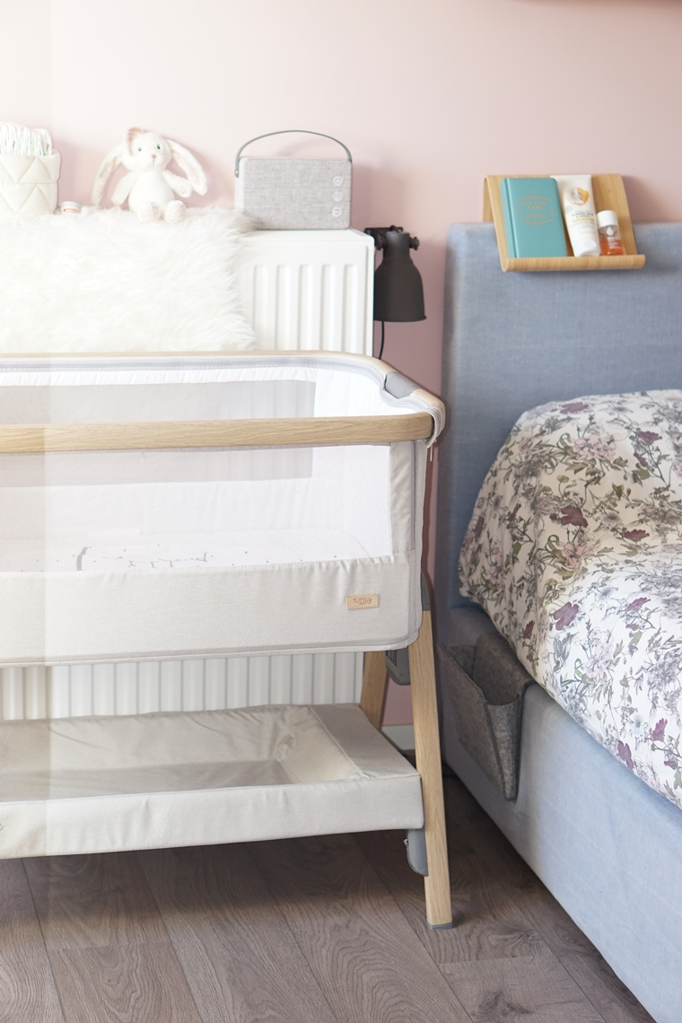 tutti bambini cozee bedside crib 3 - Baby musthave | Tutti Bambini CoZee bedside crib