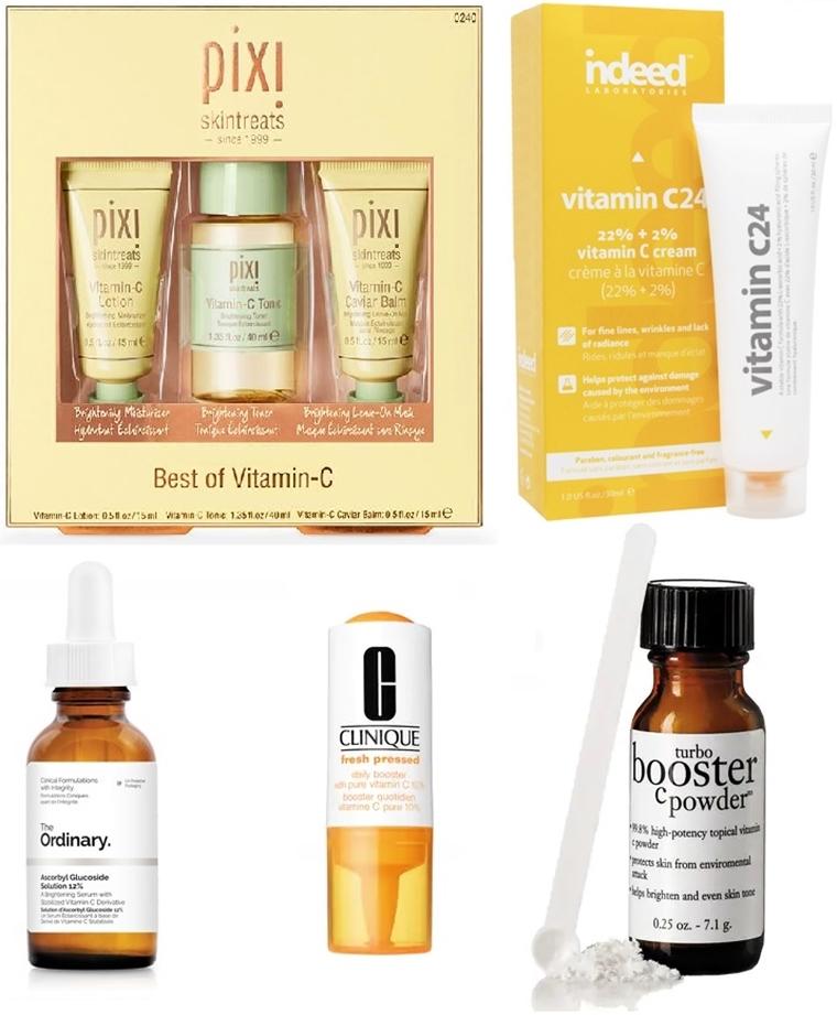 vitamine c huid 1 - Geef je huid een boost met Vitamine C