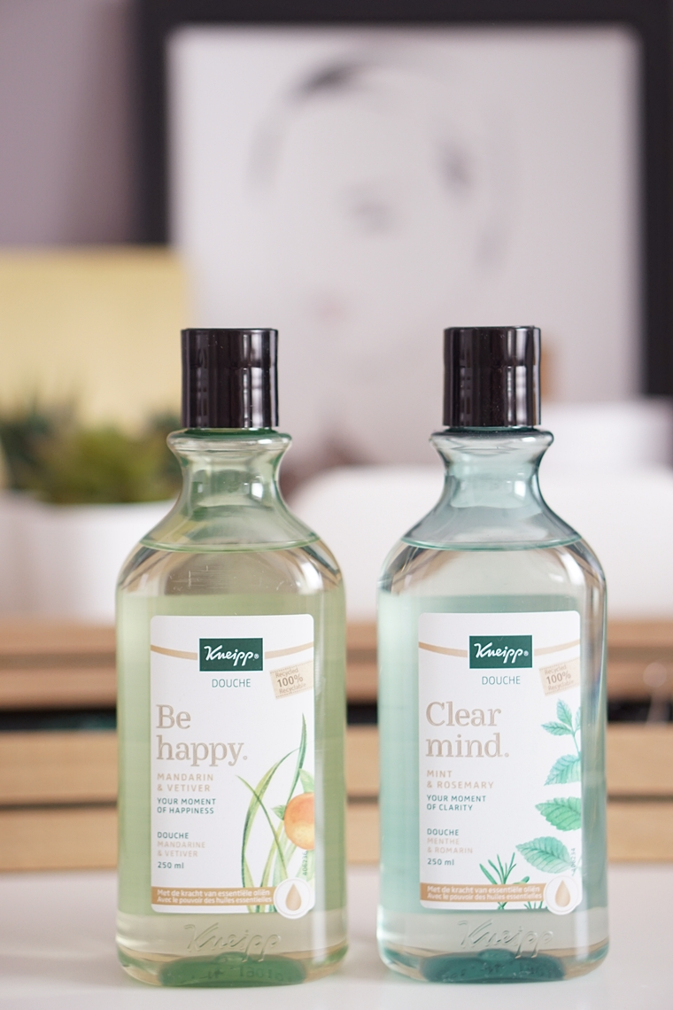 kneipp be happy clear mind 1 - Newsflash | Kneipp Be happy & Clear mind douchegel