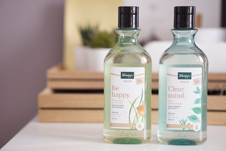 kneipp be happy clear mind 2 - Newsflash | Kneipp Be happy & Clear mind douchegel