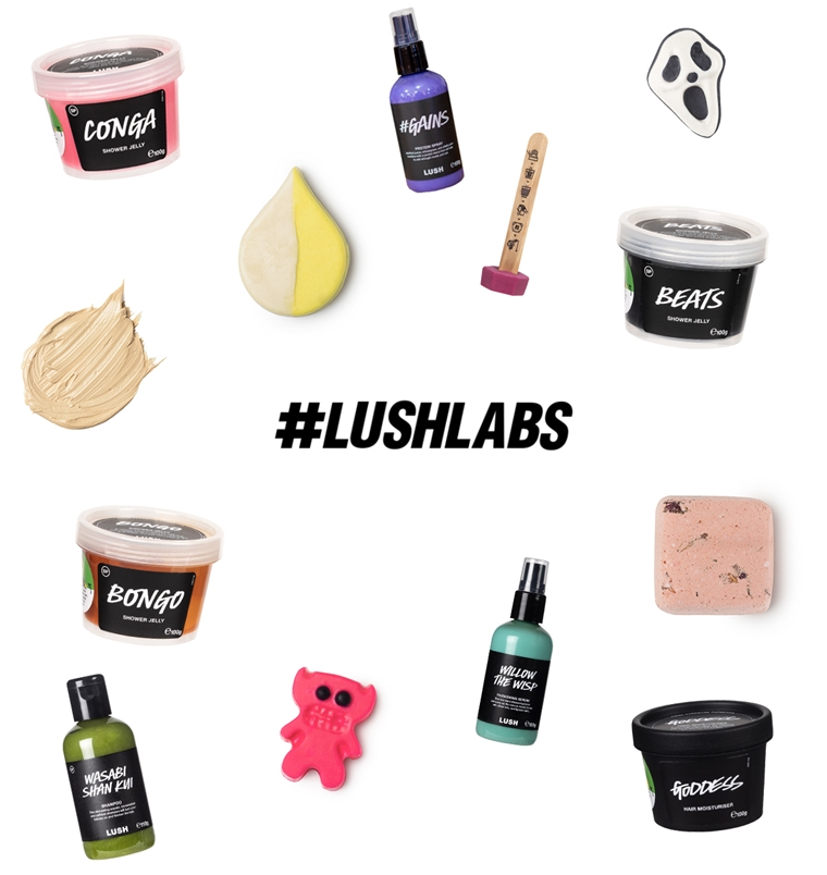Lush Labs juni 2019