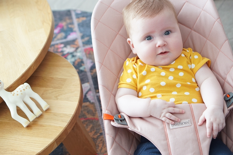 babybjorn bouncer bliss review ervaring 1 - Baby musthave   BabyBjörn Bouncer Bliss