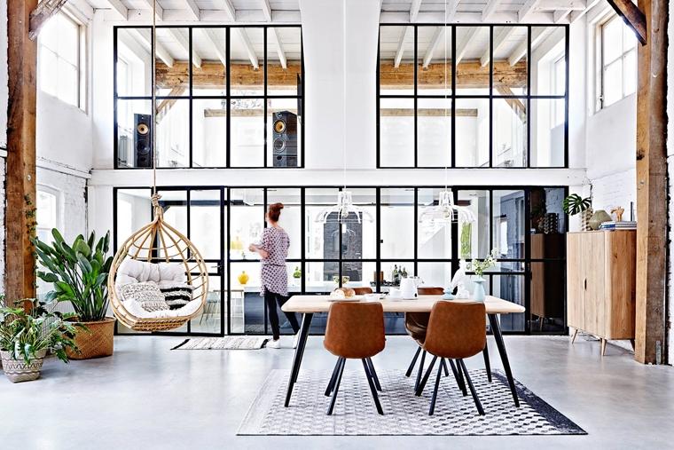 industrieel wonen tips 6 - Home | Tips voor een industrieel interieur
