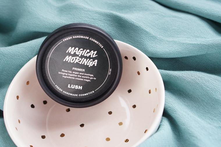 Lush Magical Moringa review