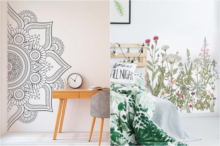 muren een make over geven tips 2 - 3 x ideeën om je muren een make-over te geven