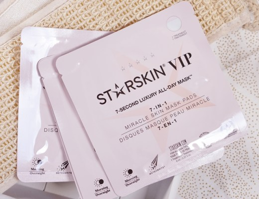 starskin vip7 second luxury all day mask review