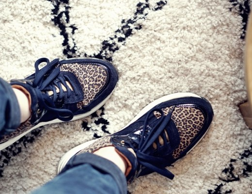 Manfield dad sneakers