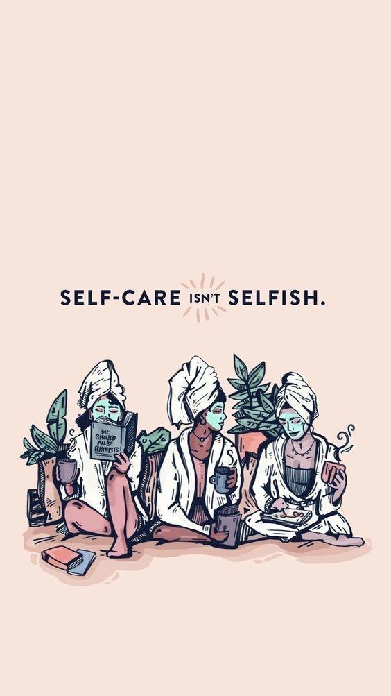 selfcare tips 1 - Thema maand | Selfcare oktober
